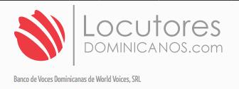 locutores en republica dominicana