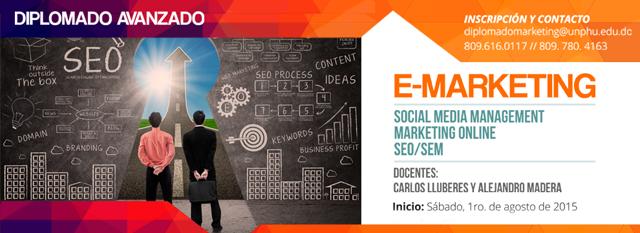 diplomado de marketing online en republica dominicana